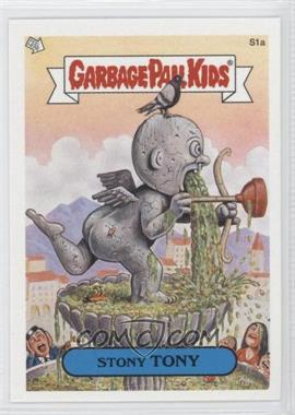 2004 Topps Garbage Pail Kids All-New Series 2 - [???] #S1a - Stony Tony