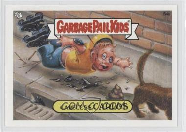 2004 Topps Garbage Pail Kids All-New Series 2 - [???] #S4a - Careless Carlos