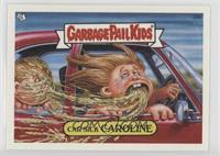 Car Sick Caroline