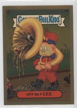2004 Topps Garbage Pail Kids All-New Series 3 - [???] #12b - Off Key Lee