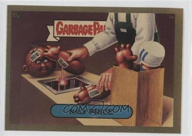 2004 Topps Garbage Pail Kids All-New Series 3 - [???] #2a - Half Price