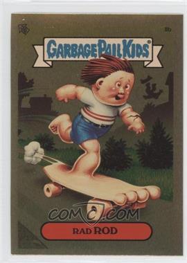 2004 Topps Garbage Pail Kids All-New Series 3 - [???] #8b - Rad Rod