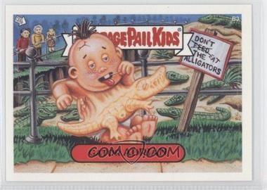 2004 Topps Garbage Pail Kids All-New Series 3 - [???] #B3 - Gator Adrian