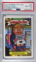 Donald Dump [PSA 8 NM‑MT]