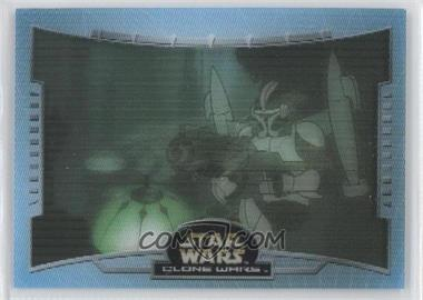 2004 Topps Star Wars: Clone Wars - Battle Motion #B10 - [Missing]