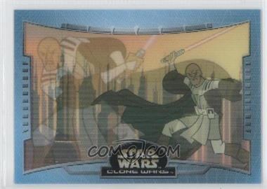 2004 Topps Star Wars: Clone Wars - Battle Motion #B2 - [Missing]