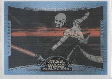 2004 Topps Star Wars: Clone Wars - Battle Motion #B4 - [Missing]