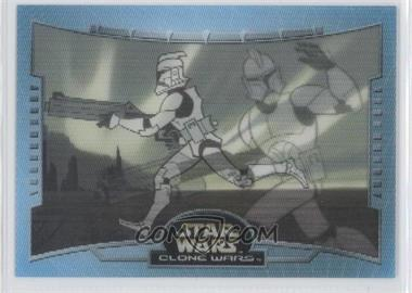 2004 Topps Star Wars: Clone Wars - Battle Motion #B5 - [Missing]