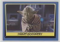 Yoda's Diocovery
