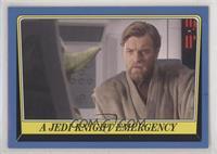 A Jedi Knight Emergency
