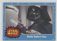 Darth Vader's Fury