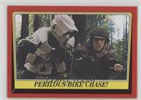 Perilous Bike Chase!