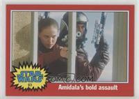 Amidala's Bold Assault