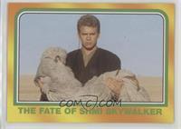 The Fate Of Shmi Skywalker