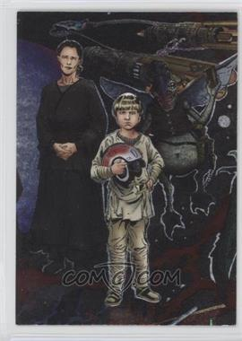 2004 Topps Star Wars Heritage - Etched Foil Group 2 #3 - [Missing]