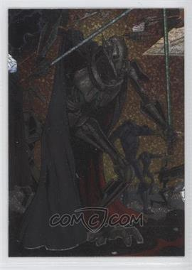 2004 Topps Star Wars Heritage - Etched Foil Group 2 #6 - General Grievous