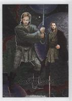 Ben (Obi-Wan) Kenobi, Qui-Gon Jinn