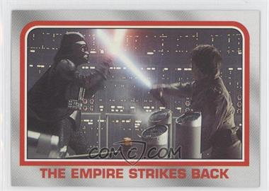 2004 Topps Star Wars Heritage - Promos #P5 - The Empire Strikes Back