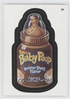 Baby Poop