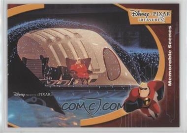 2004 Upper Deck Disney Pixar Treasures - [Base] #DPT-116 - There's only one way...