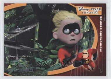 2004 Upper Deck Disney Pixar Treasures - [Base] #DPT-137 - With guards on velocipods...
