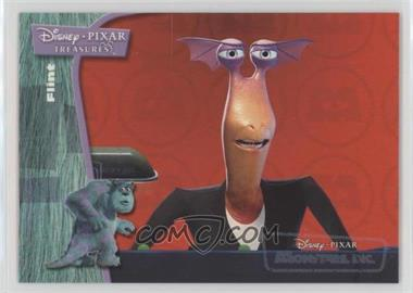 2004 Upper Deck Disney Pixar Treasures - [Base] #DPT-56 - Flint