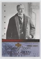The Presidents - Chester A. Arthur