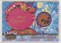 Wonka Box of Chocolate #/390