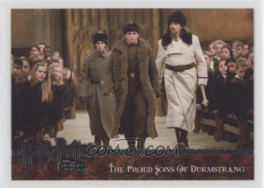2005 Artbox Harry Potter And The Goblet Of Fire Base 29 The Proud Sons Of Durmstrang Dzisiaj wpada w obieg nowy skin, ktory jest zenska wersja wczesniej uploadowanego skina z durmstrangu. 2005 artbox harry potter and the goblet