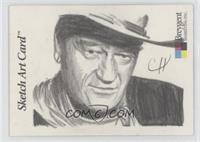 Chris Henderson (John Wayne) #/1