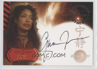 2005 Inkworks Serenity - Autographs #A2 - [Missing]
