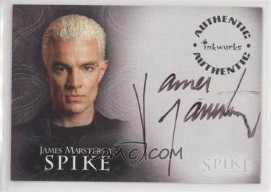 2005 Inkworks Spike: The Complete Story - Autographs #A1 - James Marsters as Spike