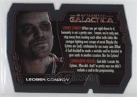 Leoben Conoy, Commander Adama