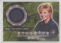 Amanda Tapping as Major Samantha Carter