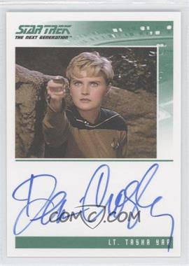 "2005 Rittenhouse The ""Quotable"" Star Trek: The Next Generation - Autographs #N/A - [Missing]"