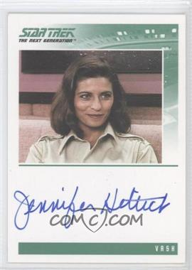 """2005 Rittenhouse The """"Quotable"""" Star Trek: The Next Generation - Autographs #N/A - [Missing]"""