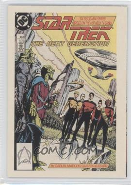 "2005 Rittenhouse The ""Quotable"" Star Trek: The Next Generation - Comic Books #CB6 - Lt. Commander Data"
