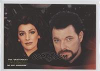 Counselor Deanna Troi, Commander William Riker