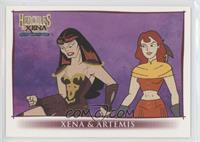 Xena & Artemis