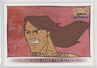 Hercules Leads the Attack