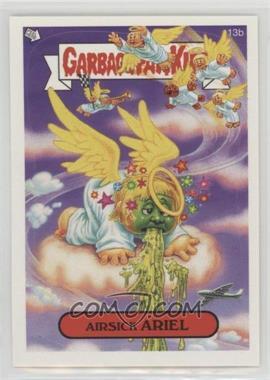 2005 Topps Garbage Pail Kids All-New Series 4 - [Base] #13b - Airsick Ariel