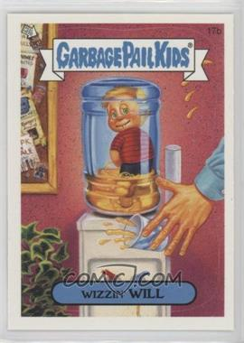 2005 Topps Garbage Pail Kids All-New Series 4 - [Base] #17b - Wizzin' Will