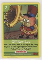 Off Key Lee [PoortoFair]