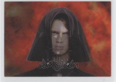 2005 Topps Star Wars: Revenge of the Sith - Collector's Edition Lenticular Morphing Cards #2 - Anakin Skywalker, Darth Vader