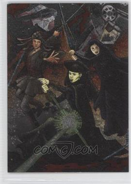 2005 Topps Star Wars: Revenge of the Sith - Etched-Foil #6 - [Missing]