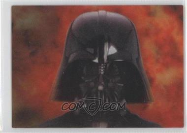 2005 Topps Star Wars: Revenge of the Sith - Lenticular Morphing Cards #1 - [Missing]