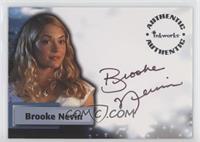 Brooke Nevin as Buffy Sanders
