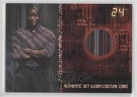 Roger Cross as Curtis Manning #/275