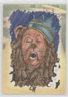 Cowardly Lion #/1