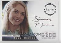 Brooke Nevin as Nikki Hudson